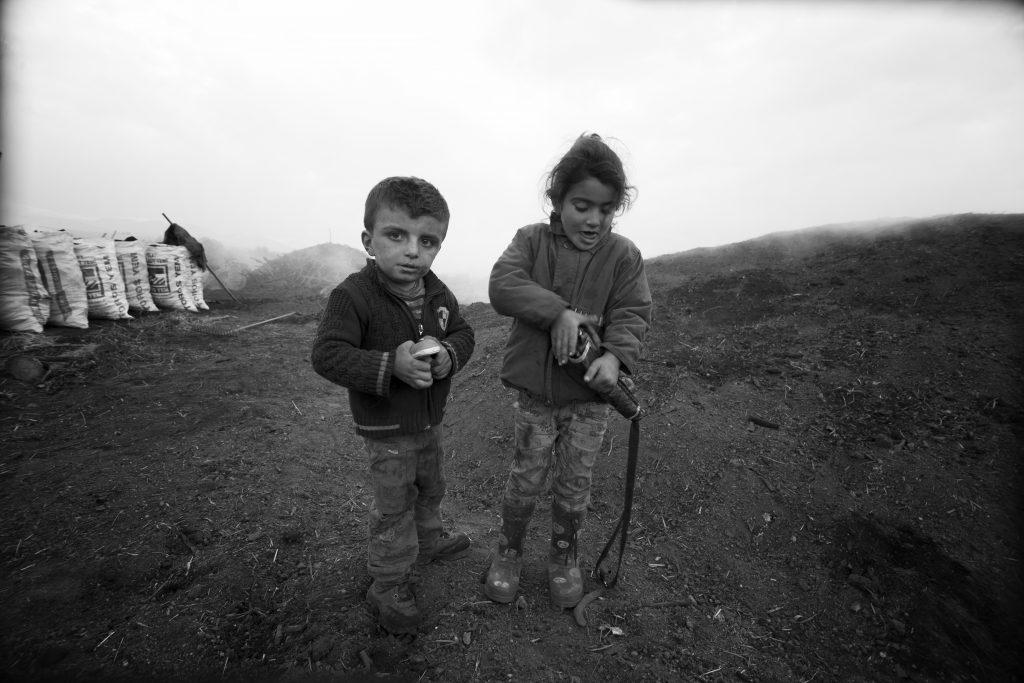 Torakçı Çocukları